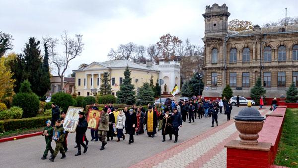 Крестный ход в память трагедии Русского Исхода