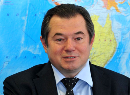 Сергей ГЛАЗЬЕВ, академик Российской академии наук и Национальной академии наук Украины