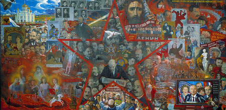 Глазунов И. Великий эксперимент. 1990.