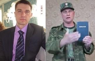 Матвей и Владимир - герои Новороссии