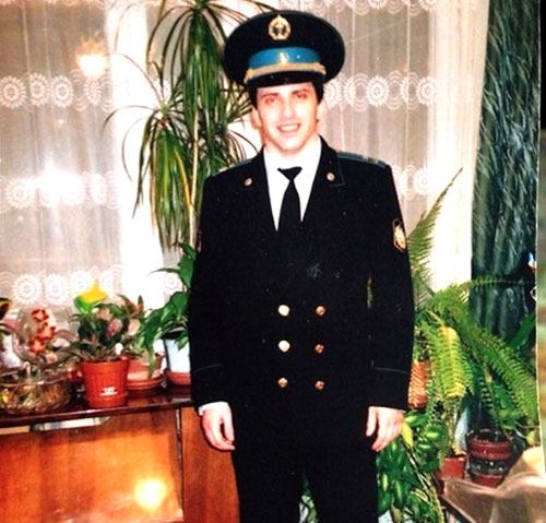 Машаров раньше служил России