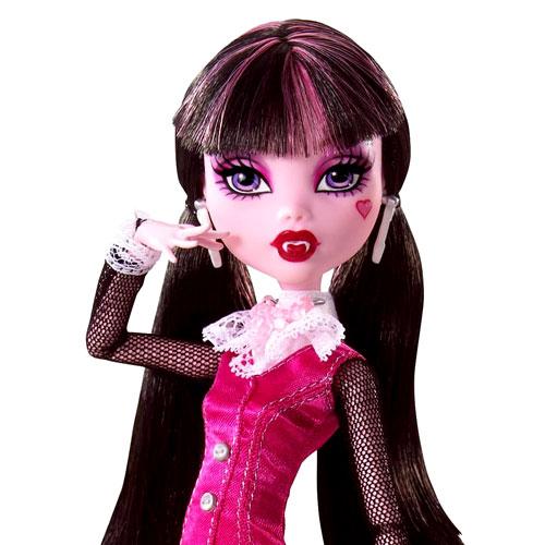 Кукла-вампир Дракулаура
