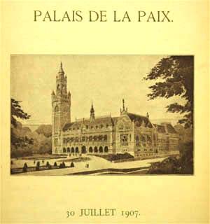 Palais de la paix