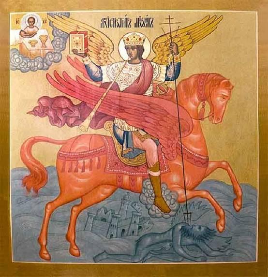 21 ноября, в честь Собора Архистратига Михаила и прочих Небесных Сил безплотных, в Киеве состоялся Крестный ход.