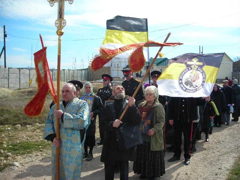 В Севастополе прошел крестный ход