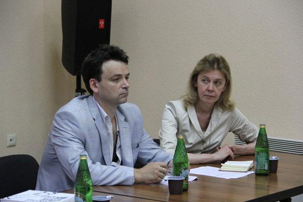Светлана Зинина, Михаил Пономарев