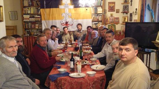 11 января 2014 г. в Москве очередное заседание Главного совета СРН